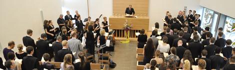 Jugend-Gottesdienst in Asperg