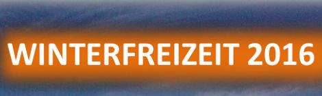 Winterfreizeit in den Faschingsferien vom 07. bis 14.02.2016